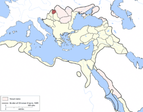 Location of Eğri  Eyalet