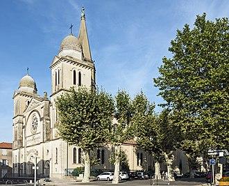 Revel, Haute-Garonne - Image: Eglise Notre Dame de Revel