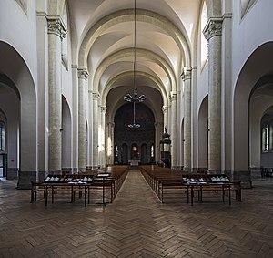 Revel, Haute-Garonne - Image: Eglise Notre Dame de Revel Interior