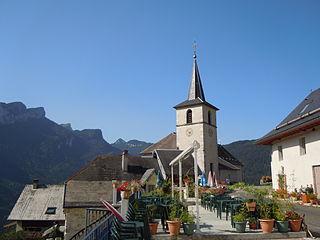 Corbel, Savoie Commune in Auvergne-Rhône-Alpes, France