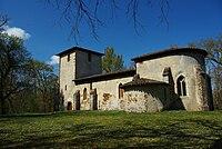 Eglise du vieux lugos - gironde - france.jpg