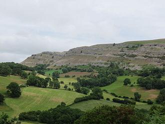 Llangollen - Eglwyseg Mountain