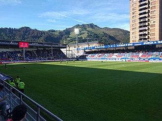 Ipurua Municipal Stadium - Image: Eibar 1 0Lega 20183