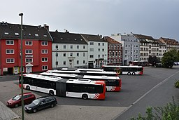 Eisenbahnstraße in Osnabrück