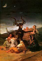 El Aquelarre, 1797-1798.