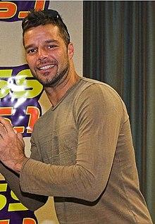 Ricky Martin Wikipedia La Enciclopedia Libre