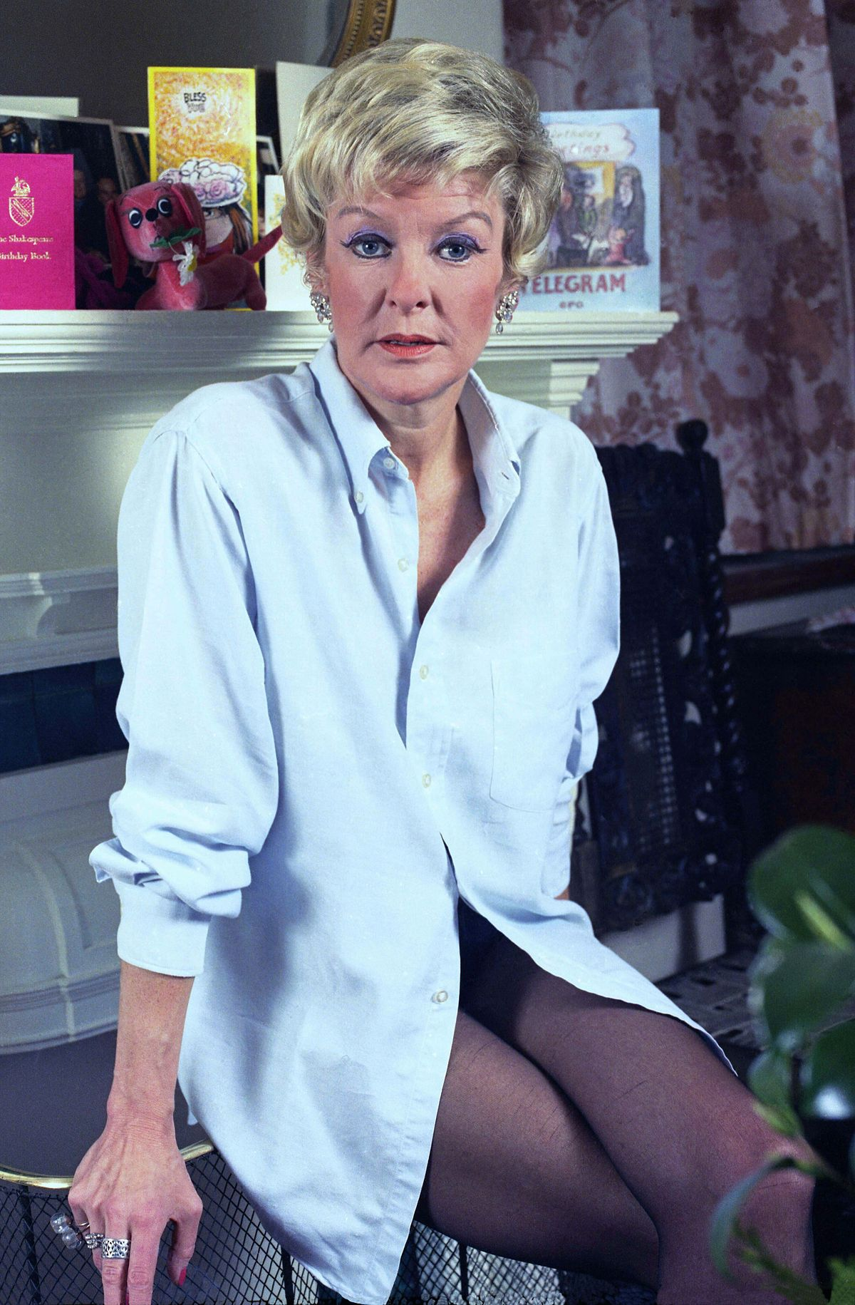 Jackie Swanson Images elaine stritch - wikipedia