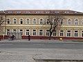 Elementary school and 'Isaszeg, Madách u.-i iskola' bus stop, 2019 Isaszeg.jpg