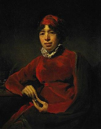 Elizabeth Hamilton (writer) - Portrait of Elizabeth Hamilton, 1812, by Sir Henry Raeburn.
