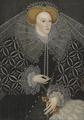 Elizabeth I of England Ampleforth Abbey.png