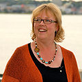Elizabeth May, leader of the Green Party (not elected but supported a coalition government)
