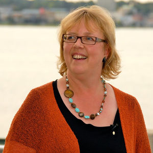 Green Party leader, Elizabeth May
