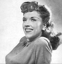 Ella Mae Morse in 1944.