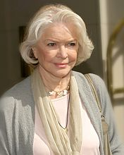 Burstyn at the 2007 Toronto International Film Festival.