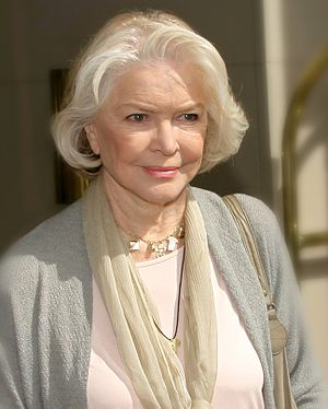 Ellen Burstyn - Burstyn at the 2007 Toronto International Film Festival, September 2007