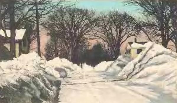 Elm Street, Milford, NH