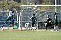 Em clima festivo, seleção da África do Sul treina contra time da Polícia Militar (28016069214).jpg