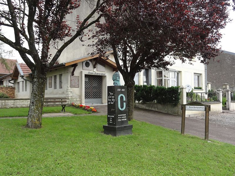 Emberménil (M-et-M) maison muséographique Abbé Grégoire