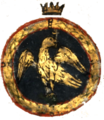 Emblem of Wallachia under Radu Leon, 1667.png