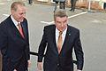 Empfang IOC Präsident Thomas Bach mit Jacques Rogge (4 von 9).jpg