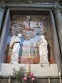 Empoli, s. stefano, oratorio della ss. annunziata, annunciazione di bernardo rossellino 01.JPG