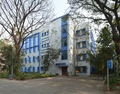Engineering Science Building with Dr K P Basu Memorial Hall - Jadavpur University - Kolkata 2015-01-08 2363-2364.TIF