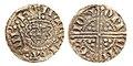 England longcross penny Henry III Canterbury mint.jpg