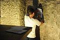 Engraving transfer. Church of the Holy Sepulchre, Jerusalem 056 - Aug 2011.jpg