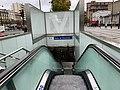 Entrée Station Métro Porte Vincennes Paris 5.jpg