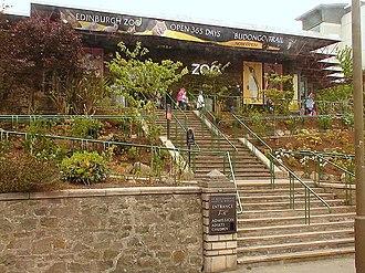 Corstorphine - Edinburgh Zoo