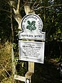 Entrance to Hayburn Wyke National Trust coastal area - geograph.org.uk - 563119.jpg