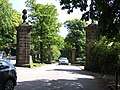 Entrance to Lyme Park from the A6 - geograph.org.uk - 181992.jpg