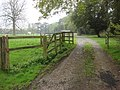 Entrance to Nowton Cricket Club - geograph.org.uk - 1256471.jpg