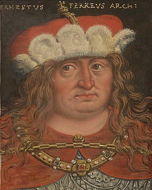Ernest, Duke of Austria - Image: Ernest the Iron