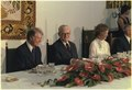 Ernesto Geisel, President of Brazil, hosts a State Dinner for Jimmy Carter and Rosalynn Carter. - NARA - 178595.tif