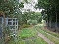 Escape gate - geograph.org.uk - 1471528.jpg