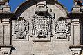 Escudo de armas. Igrexa de San Froilán. Praza de Ferrol. Lugo. Galiza.jpg