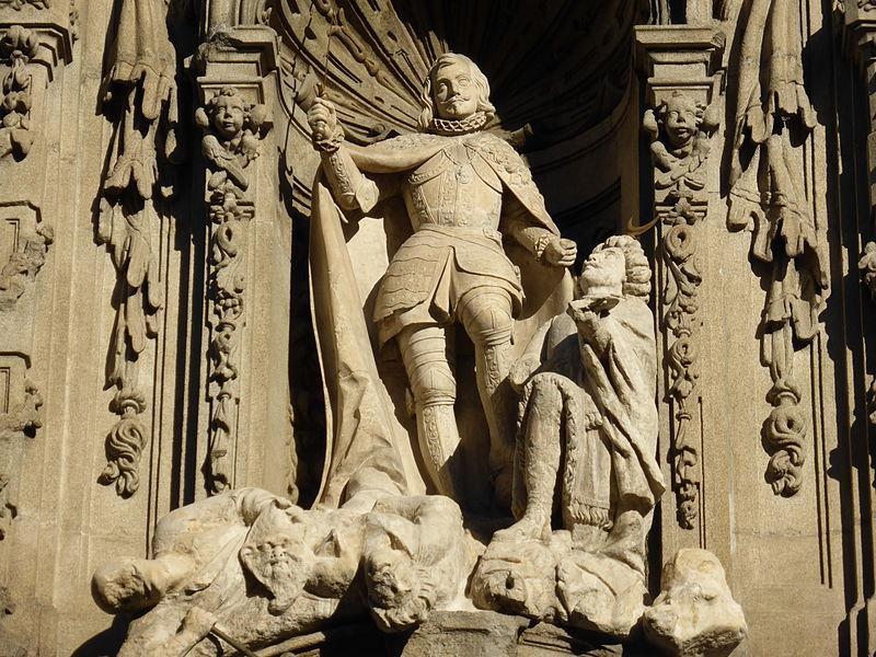 esculturas del siglo XVIII