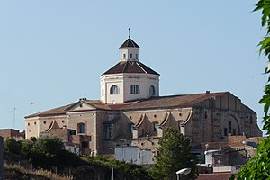 Mont-roig del Camp - The church of Sant Miquel de Mont-roig