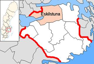 Eskilstuna Municipality Municipality in Södermanland County, Sweden