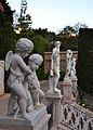 Estàtues del jardí de Montfort, València.JPG