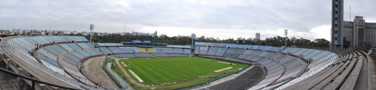 Estadio Centenario, Panorama.png