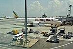 Ethiopian Boeing 787 ET-ATI Singapore 2018 (01).jpg