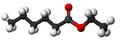 Ethyl hexanoate3D.png