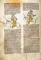 Etymachia treatise on seven vices and seven virtues Wellcome L0029343.jpg