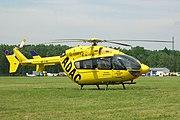 Eurocopter EC 145 (D-HWVS) of ADAC at Góraszka Air Picnic 2005