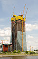 European Central Bank - building under construction - Frankfurt - Germany - 04.jpg