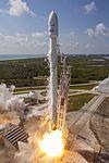 Eutelsat-ABS launch (27661320706).jpg