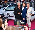 Eva Dahlgren, Björn Ulveus and Efva Attling in May 2013.jpg