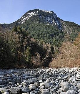 Deforestation in British Columbia
